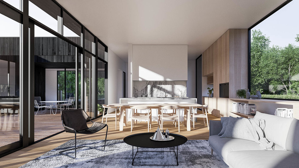 Double Court House by Auhaus Architecture for Life Spaces Group Kitchen.jpg