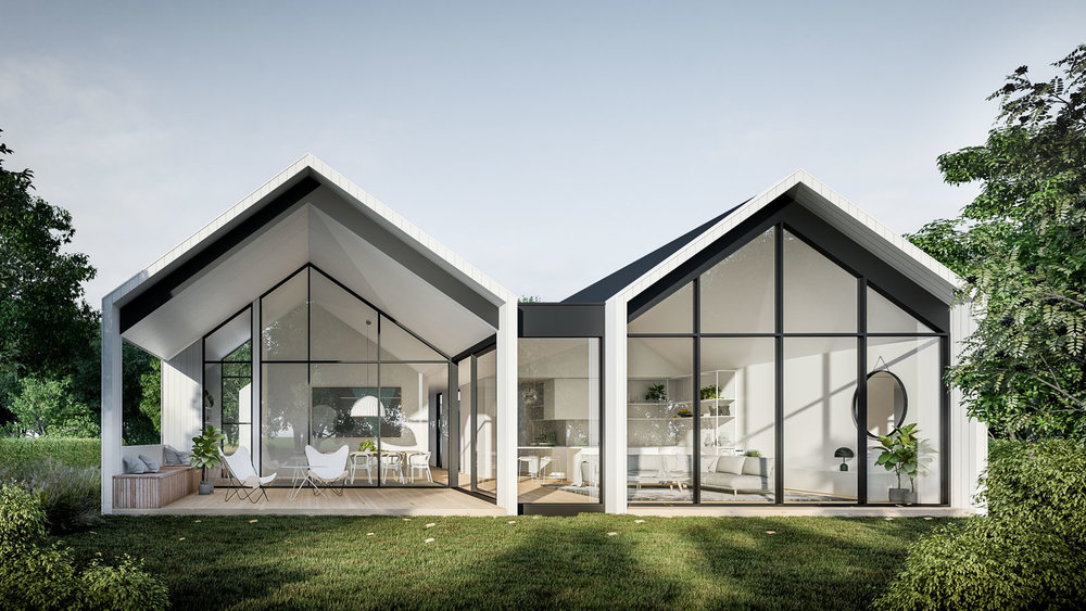 Scandi House by Auhaus for Life Spaces Group rear .jpg