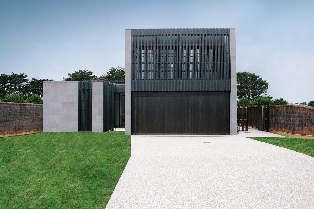 The Bluestone House in Barwon Heads