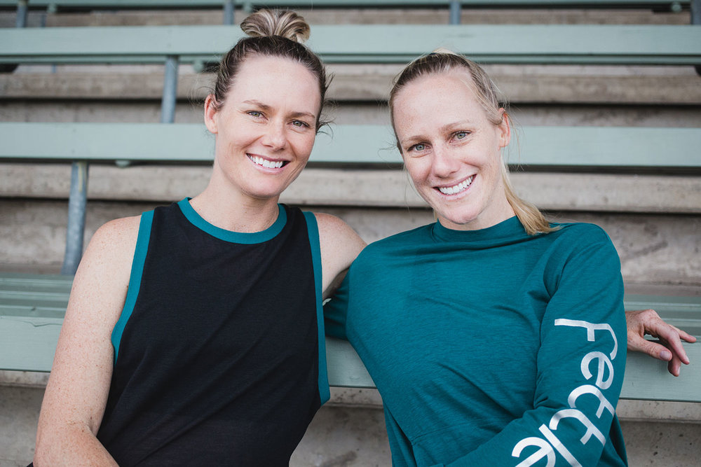Peta and Hayley Rogerson are changing the game for female athletes.