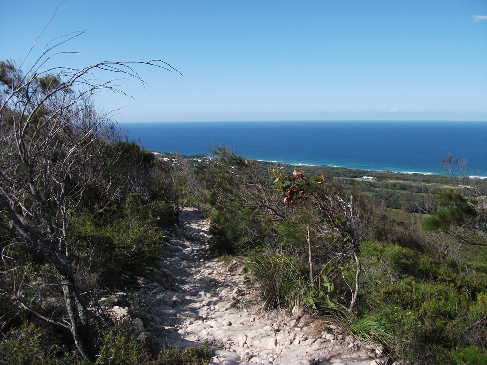 The Mt. Coolum hike is a great way to experience some of the best views of the Sunshine Coast.
