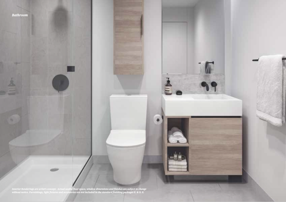 Sample Bathroom