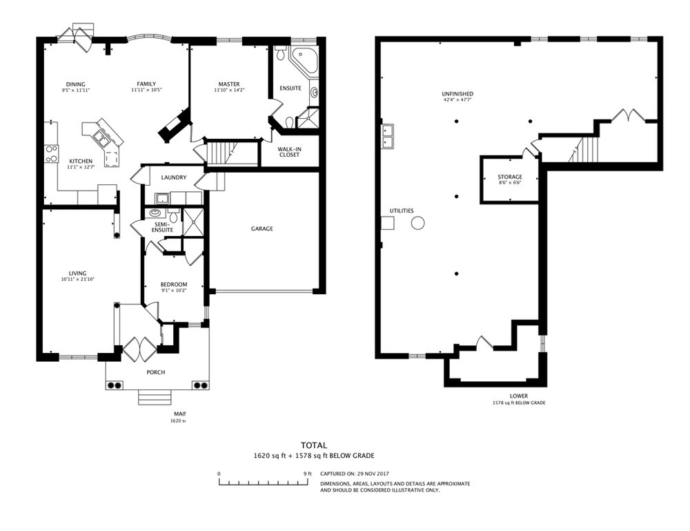 70 Alba Avenue - Floor Plan Inches.jpg