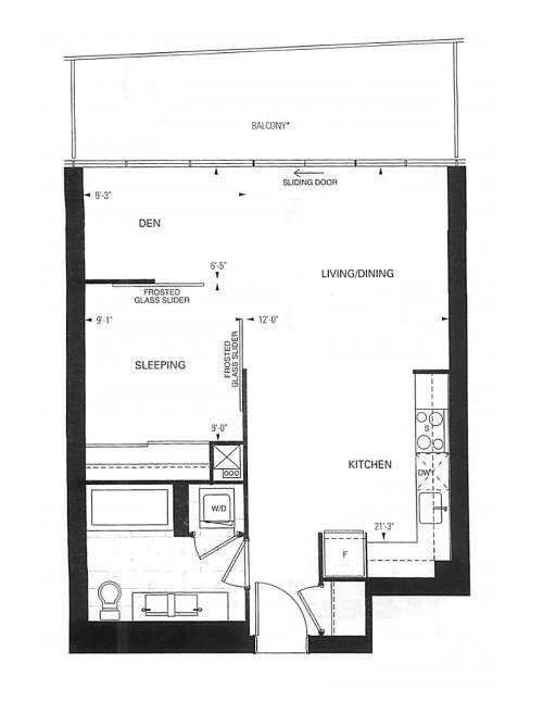 70 Distillery Lane 2401 - Floor Plan.jpg