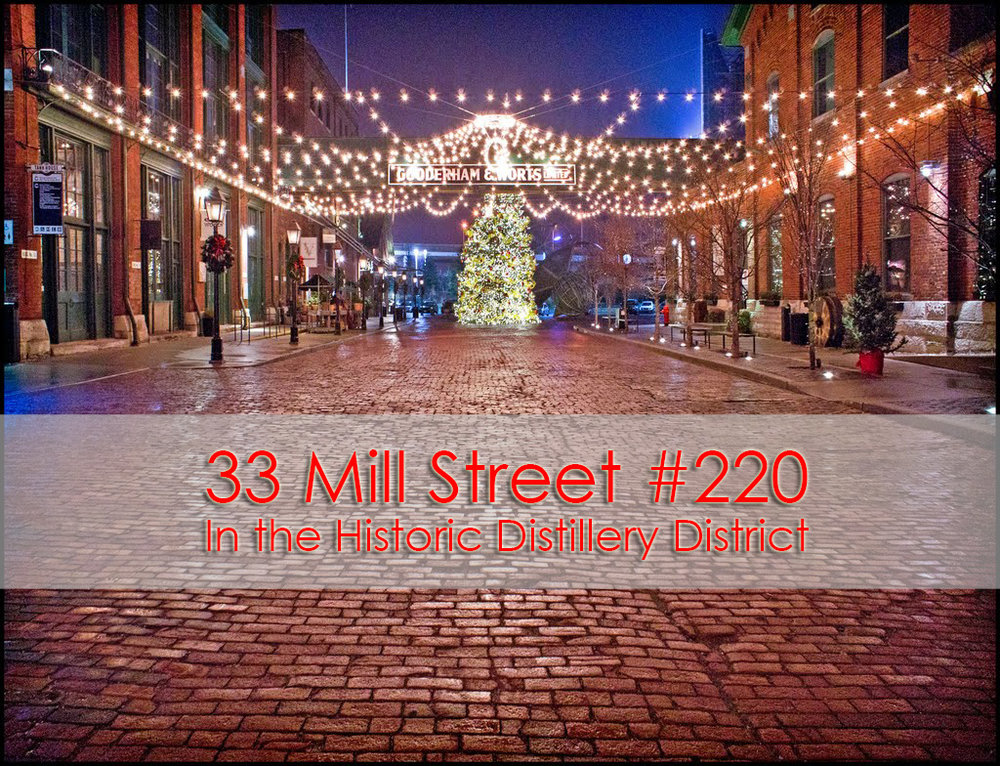 33 Mill Street 220 - Distillery District - Christmas Market Picture copy.jpg