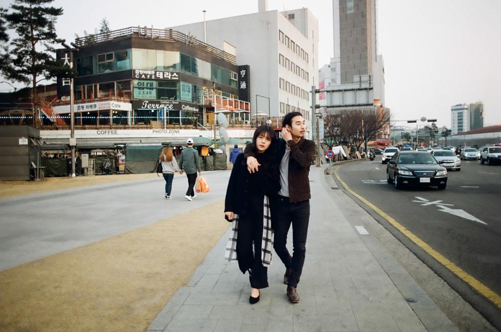 DEVIC FOTOS | Fine Art Love, Anna + Tae Hyeon, Korea