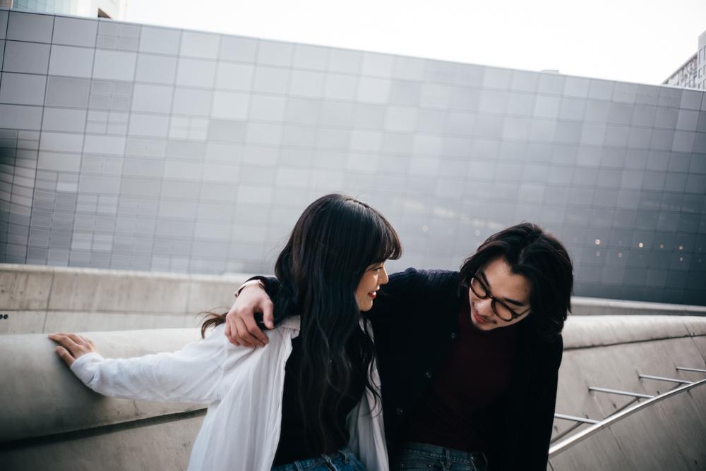Anna + Tae Hyeon, Korea | FINE ART LOVE, devicfotos.ca
