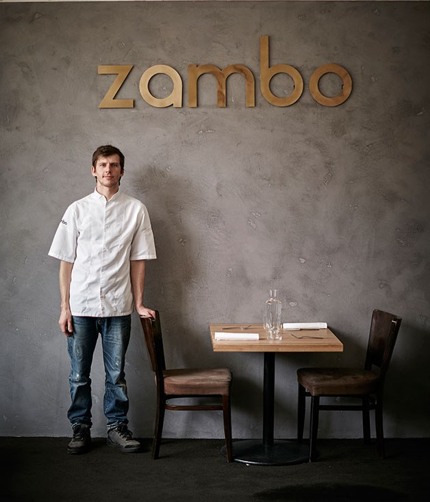Matteo Zamboni, Chef & Owner at Zambo Restaurant in Surry Hills