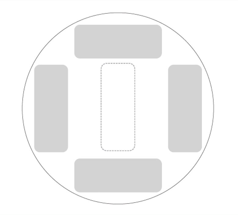 "16"" Teepee - Sleeps 4 or 5  Singles 6 UNITS AVAILABLE    Fri-Sun Accommodation: $ 3,800 hkd"