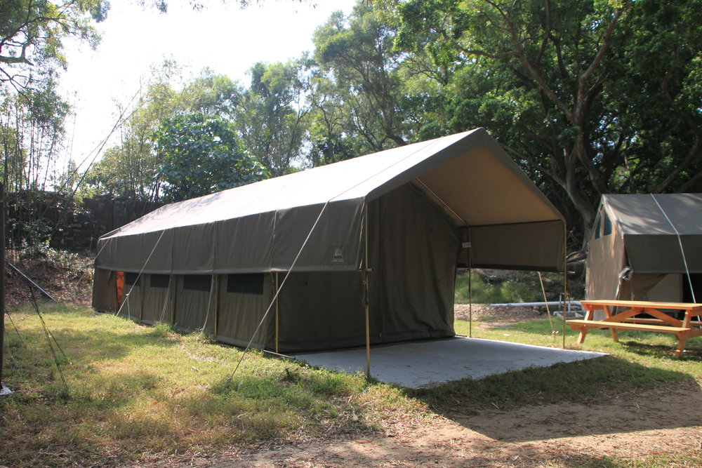 Safari Tent XL