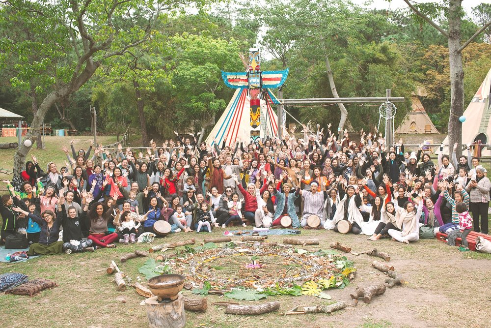 GRATITUDE - We thank all of the forces, family, and friends that have enabled us to celebrate life together in this way…in Hong Kong, no less. Our 4th Garden Gathering happened upon the New Moon on December 7-9 2018 at Sai Yuen Farm. It was an immersive 3-day weekend in natures surrounding with over 80 Wisdomshares on offer. Dedicated women gathered collectively from all over the world to share their modalities of craft & creation, embodiment, earthen ways, plant medicine, sacred sound, sensuality, spirituality, womb wisdom, empowerment, kids culture, and a conscious kitchen. Meet the GARDENERS and WISDOMSHARES from GG4, and stay attuned for our next gathering on November 7-11, 2019. We are now accepting applications for Wisdomshares. Please email info@thegardengathering.com.