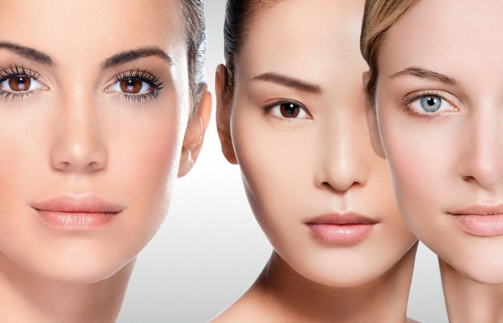 Gesichtspflege