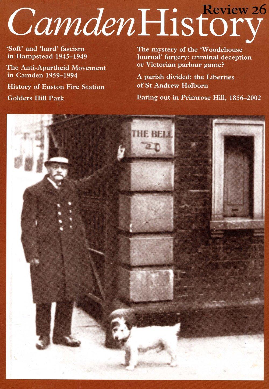 Publications — Camden History Society