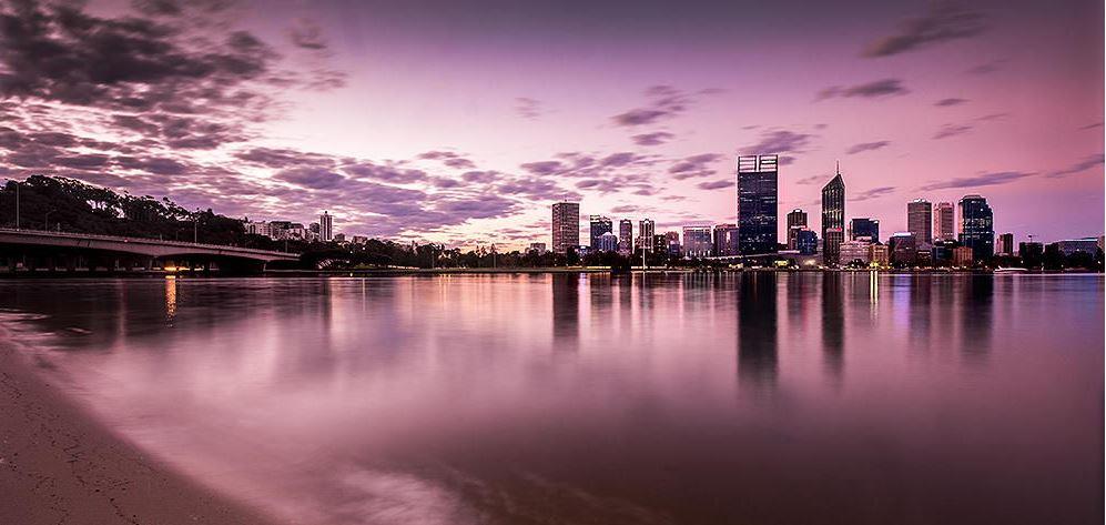 Perth, WA CBD