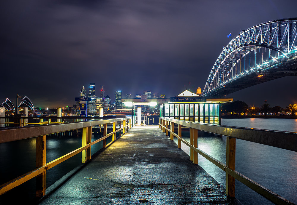 Kiribilli, NSW