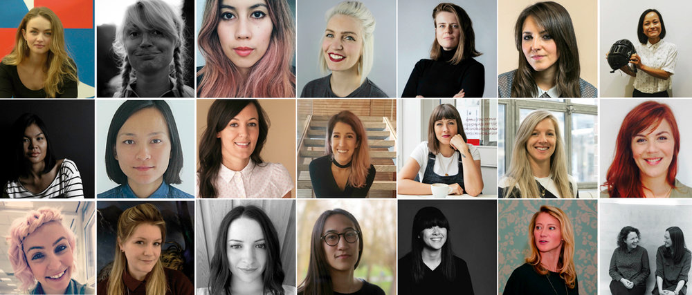 CREATIVE EQUALS 'WOMEN TO WATCH'  ACCOLADE Creative Equals, introduced female creative trailblazers on course to be industry leaders in Campaign. Leyya was labelled one of the 'Women to watch'.