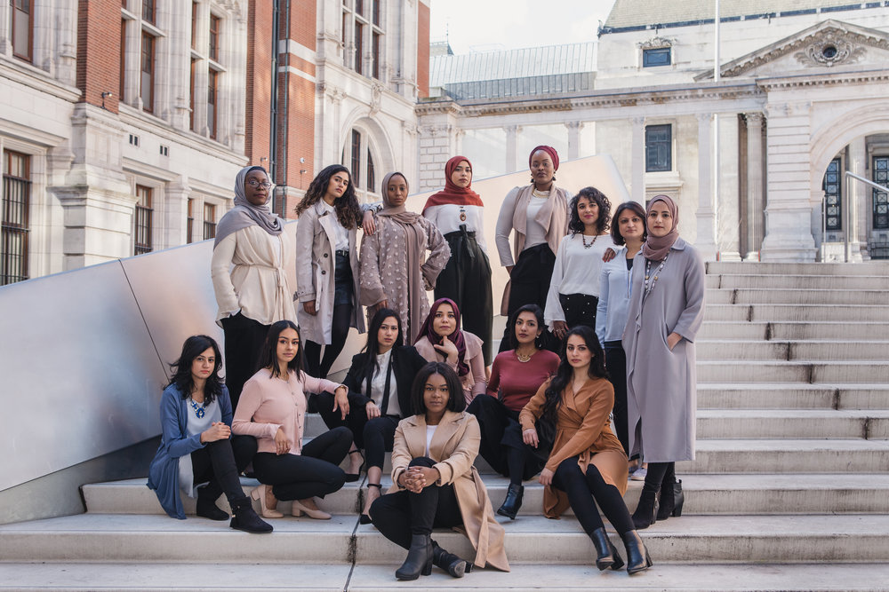 #THIRDCULTURESERIES  FEATURE  Leyya was honoured to be included in this line-up of #trailblazermuslimwomen as part of Zainab Khan and Maaria Lohiya photography series for International Women's Day. Makesure you check out the full series below!