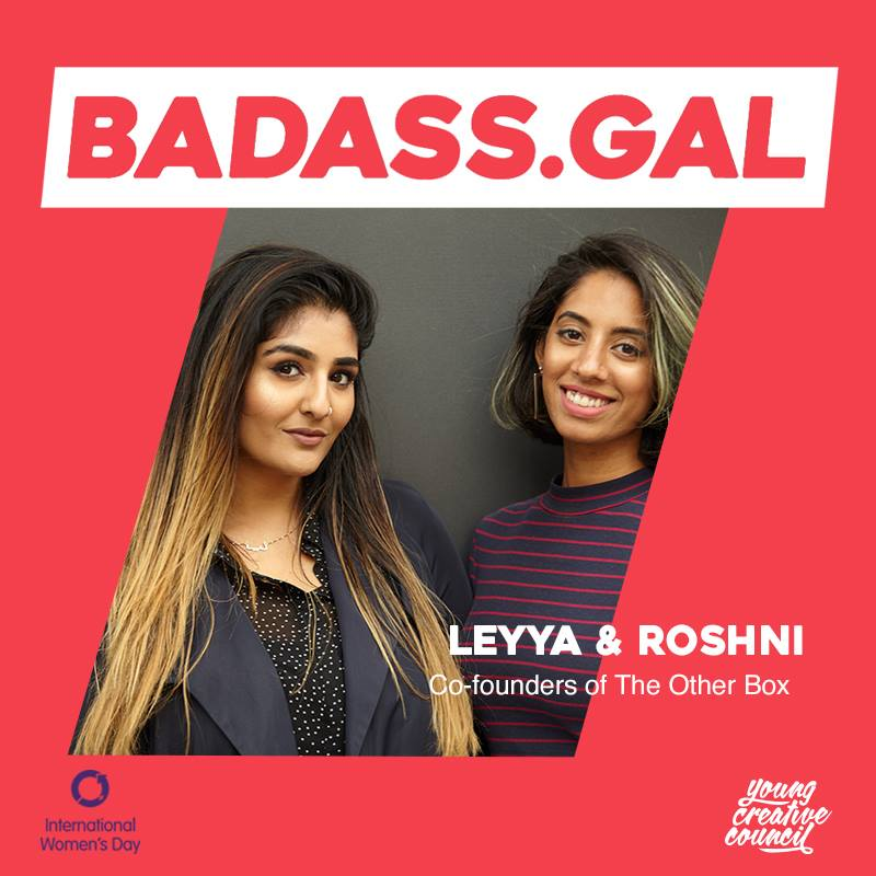 YOUNG CREATIVE COUNCIL  FEATURE  Shoutout to YCC for featuring our co-founders as part of their badass.gal campaign started on International Women's Day 2018! Check out the list of female talent taking the industry by storm below.