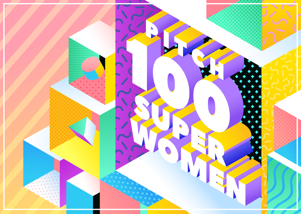 PITCH ZINE  FEATURE  Both of our co-founders are over the moon to have been featured on the Pitch 100 Superwomen list alongside so mahy incredible women.
