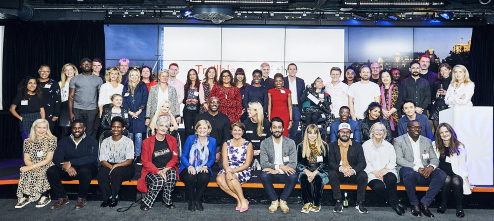 CAMPAIGN + AMV  TRAILBLAZER ACCOLADE  In 2017,  Campaign  published Top 10 trailblazers for change in the industry. This year, the top 10 nominated 5 people in the industry who are championing diversity, to make 50 Trailblazers and both of our co-founders are featured!