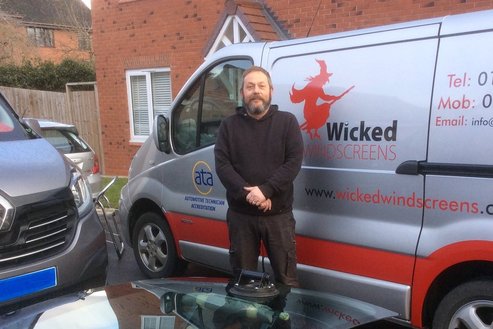 Wicked Windscreens   Learn more
