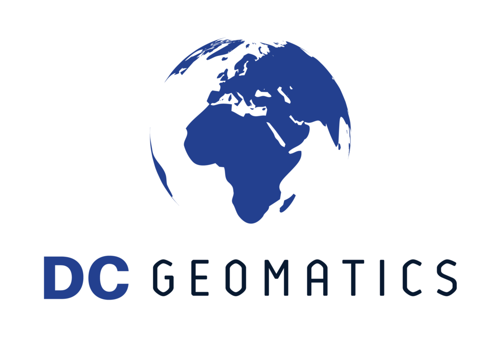 This includes the DC Geomatics logos in BLACK, WHITE and in COLOUR in PDF, PNG, CMYK, JPEG, FAVICON.