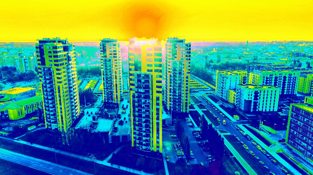 How you can use drone thermography in your industry  — DC