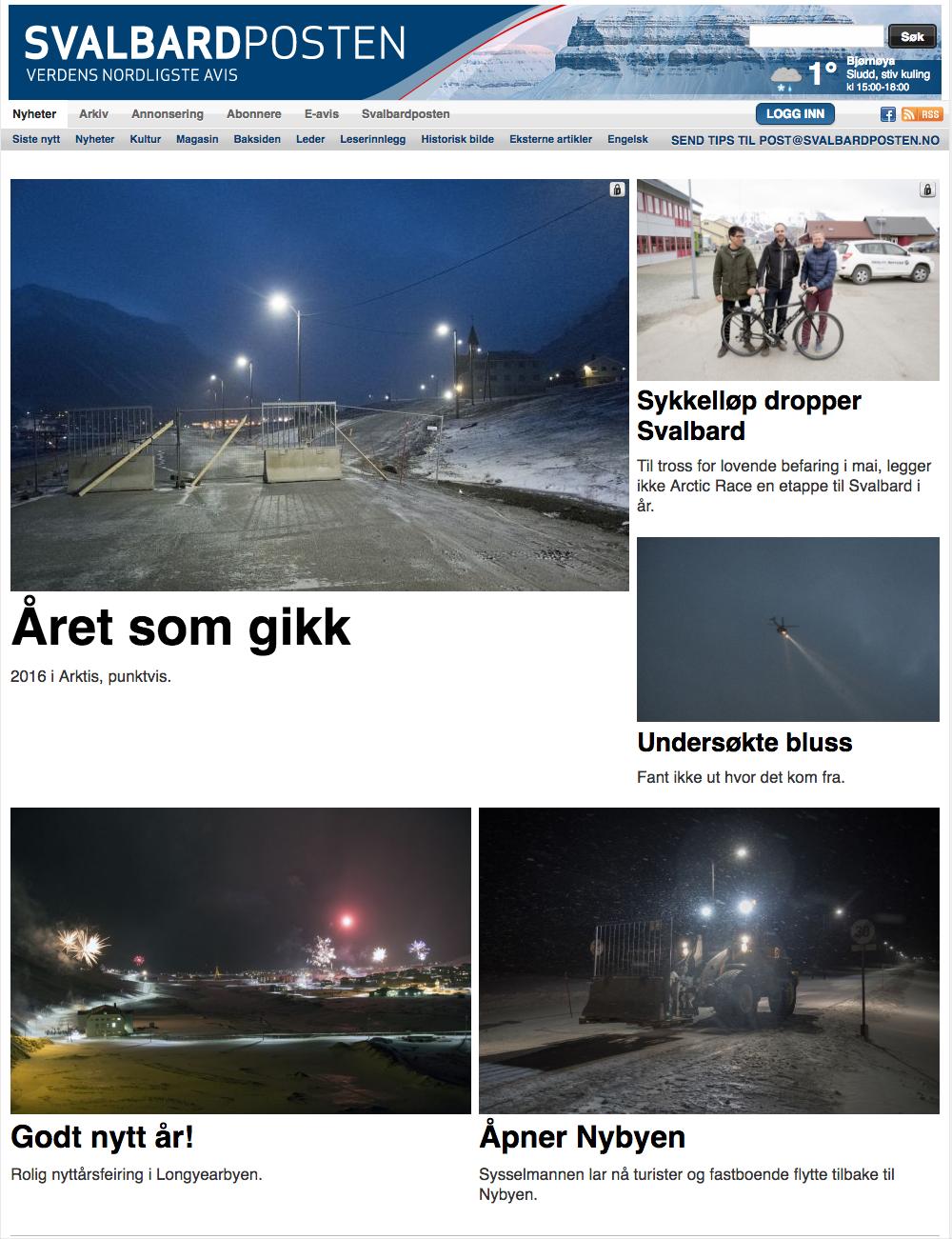 Svalbardposten
