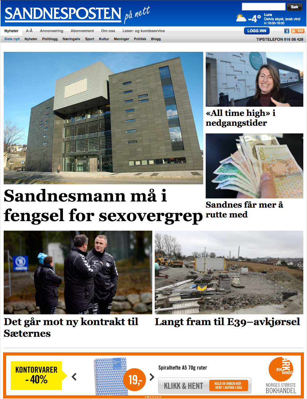 Sandnesposten