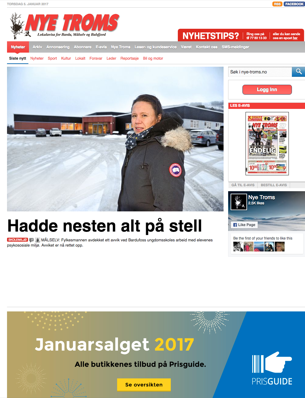 Nye Troms