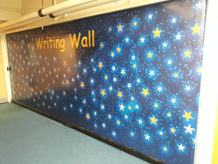 Glynwood Primary wall wrap