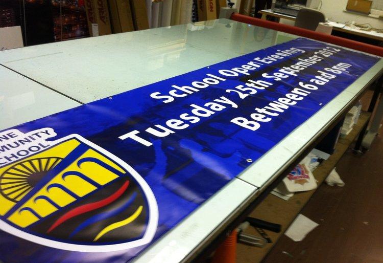Dene Community School Banner