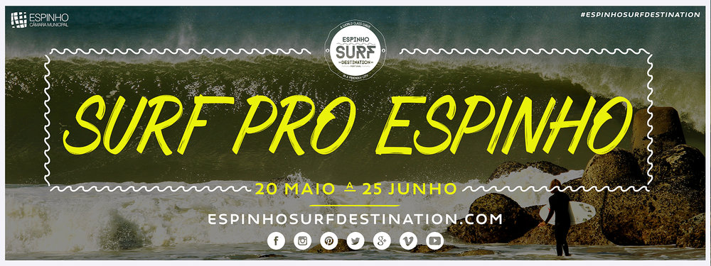 Surf Pro Espinho 2017 :: Espinho Surf Destination ::