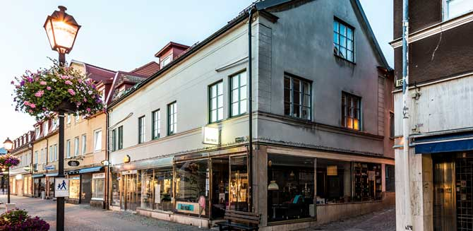 Hökerum Fastigheter - Lokaler