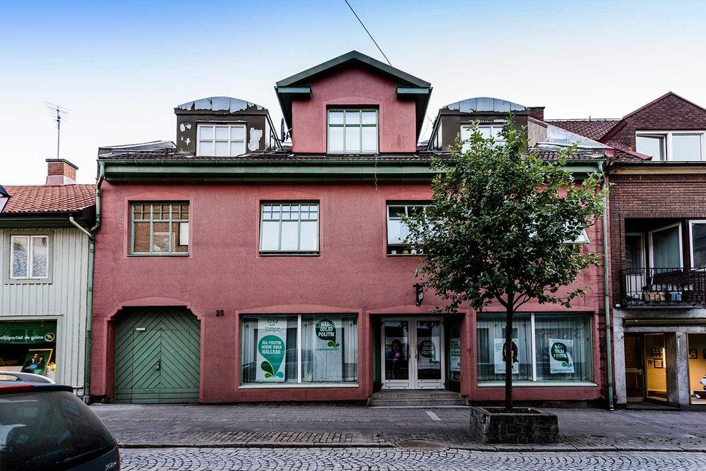 Storgatan 35 – Ulricehamn 7 Lgh/1 Lokal/485 m2