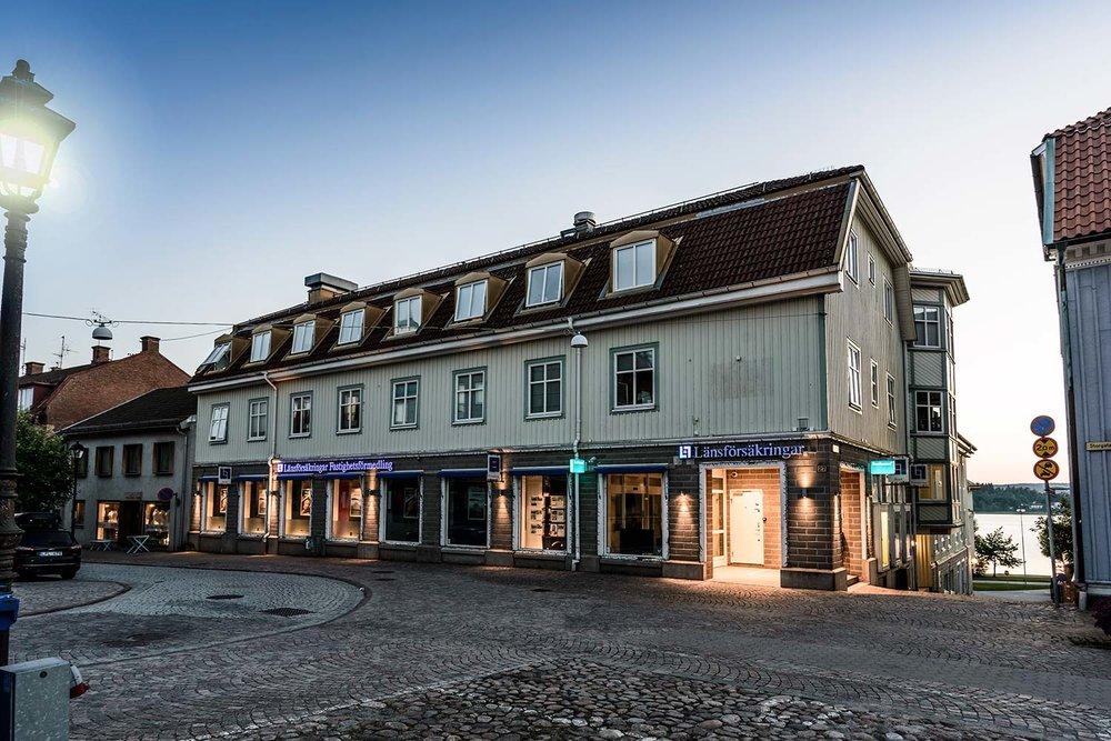 Storgatan 27/Garvaregränd 2-4 – Ulricehamn 24 Lgh/5 Lokaler/3 228 m2