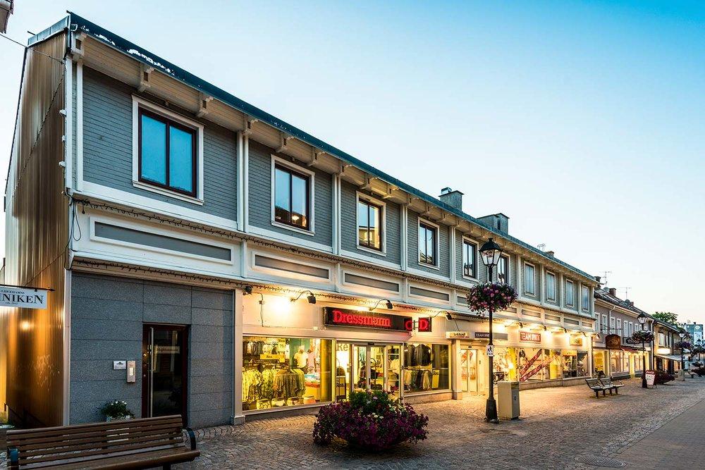 Storgatan 19-21 – Ulricehamn 5 Lokaler/2 413 m2
