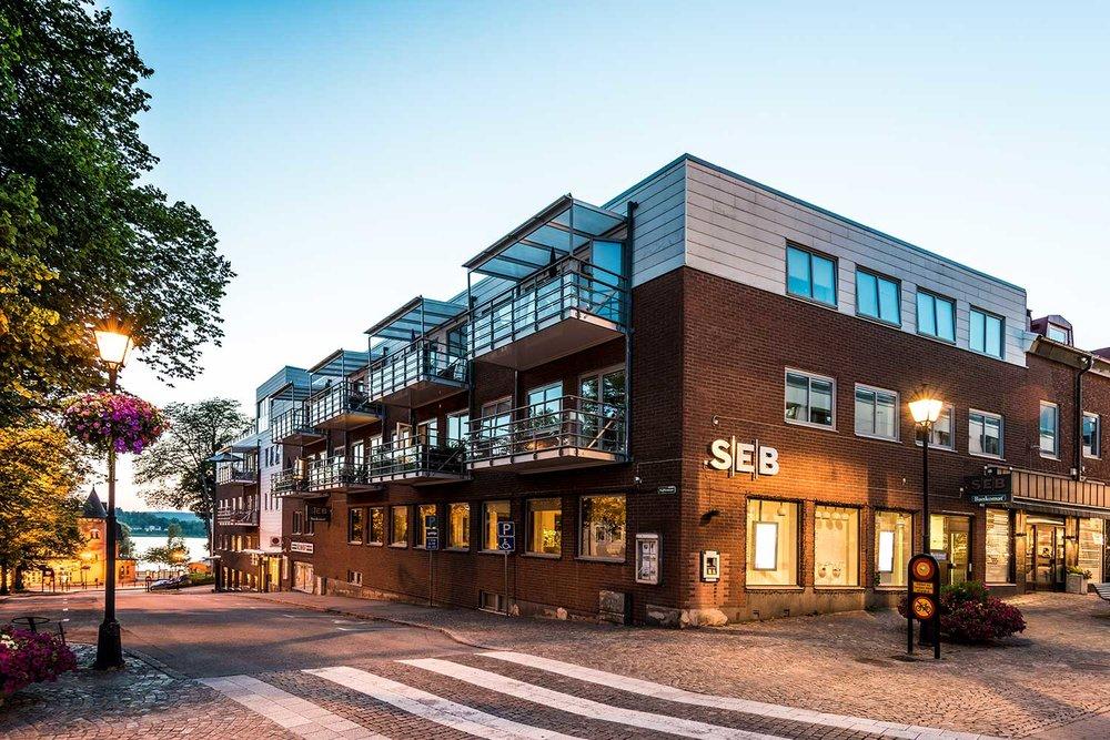 Storgatan 9 – Ulricehamn 27 Lgh/8 Lokaler/3 657 m2