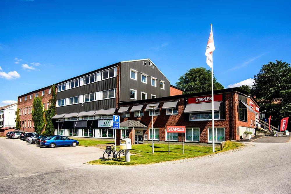 Strandgatan 30 – Ulricehamn 1 Lgh/10 Lokaler/3 018 m2