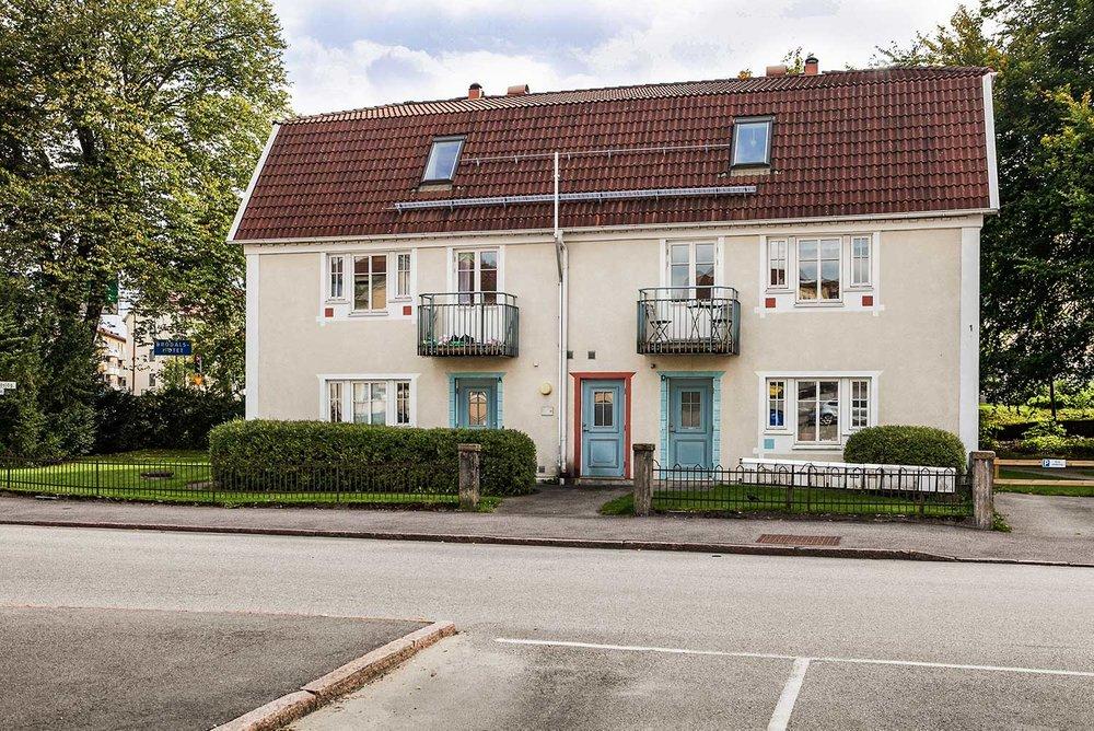 Bockasjögatan 1,3 A-L – Borås 20 Lgh/ 668 m2