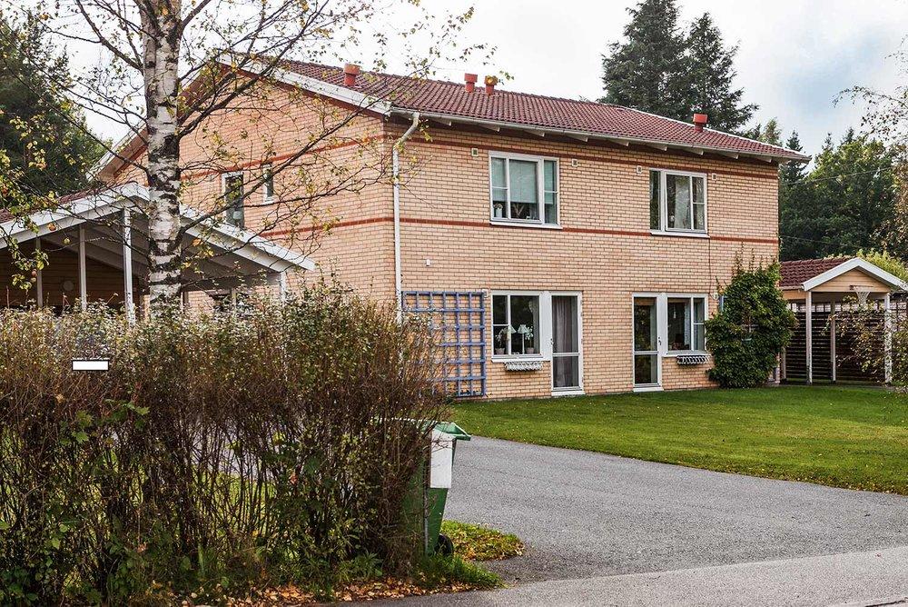Vattenverksgatan 1 A-D – Borås 4 Lgh/432 m2