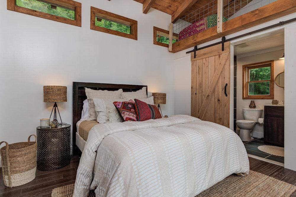 rental cabin asheville nc