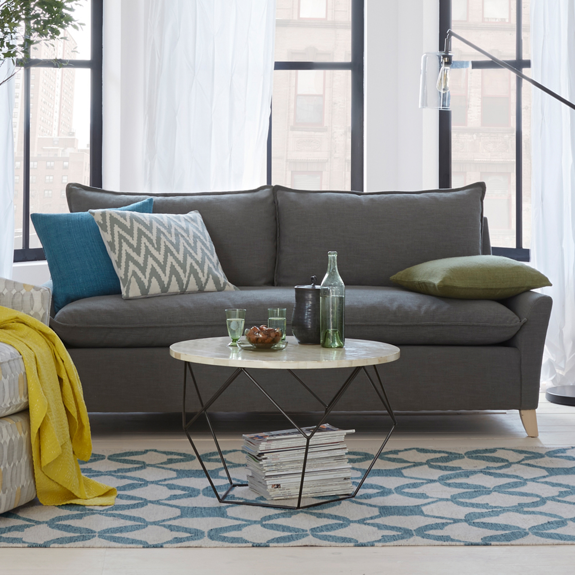 Bliss sofa-West Elm