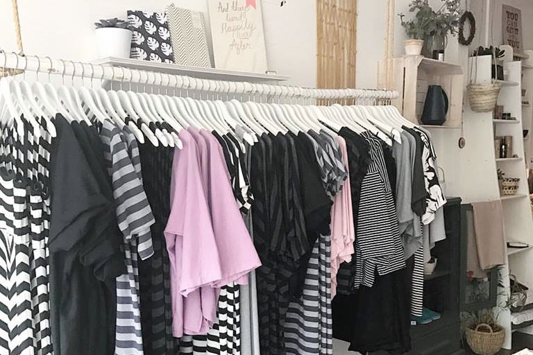 People Shop  //  Founded by a Mr & Mrs power duo, Kings Heath-based  The People Shop  is more than your ordinary. Focussing on homeware and womenswear, Allison has grown a community online and in-store.