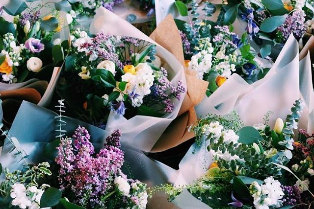 B  loom  //As well as straight-up floristry, the gals over at  Bloom  host workshops in gorgey places (why,  hello ) and run life-lifting 'flower drops' regularly, delivering beaut flowers and foliage to doorsteps across B-town.