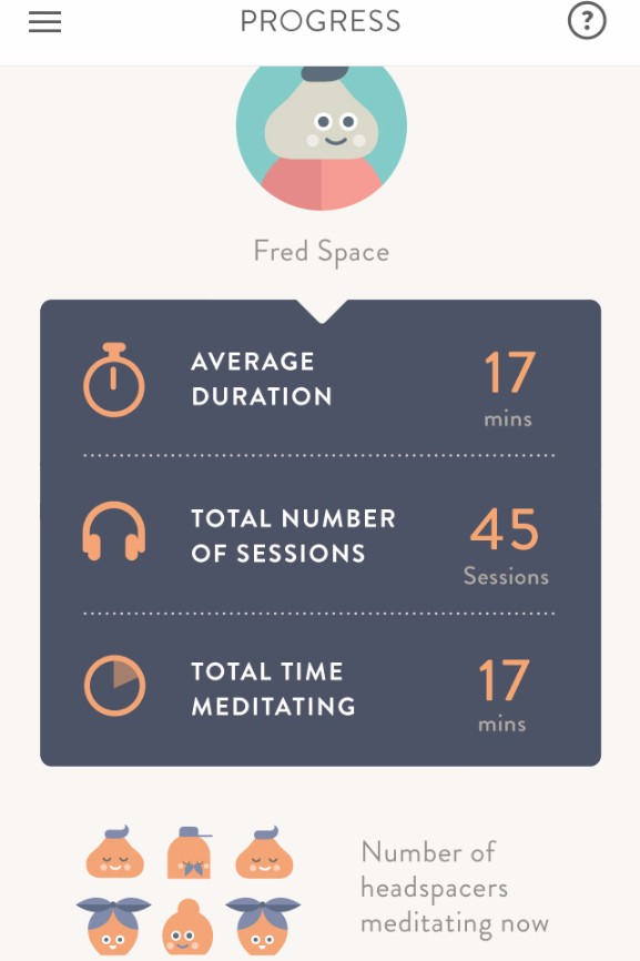 Headspace  is free of hippy BS. Learn the basics of breathing and visualisation. Straight-talking, animated tutorials make abstract concepts simpler to understand.