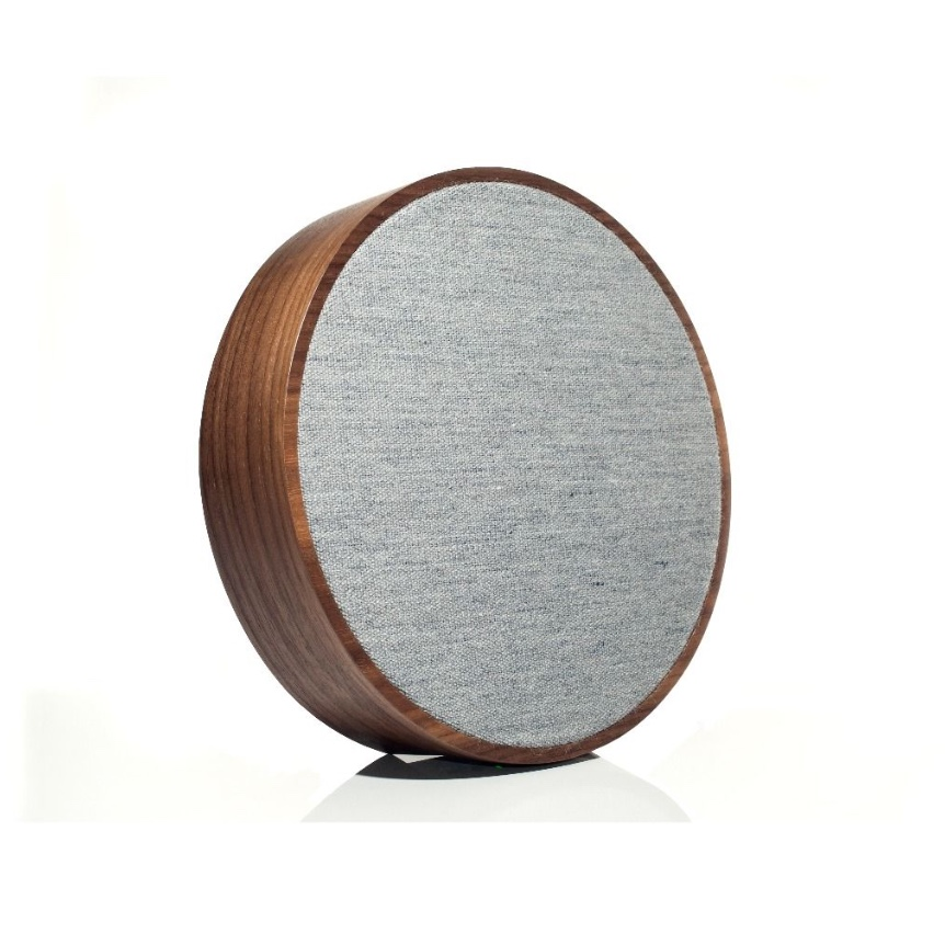 The Tivoli  Orb  can work as a standalone single wireless speaker, or configured to stereo. Pair with any iOS or Android device.