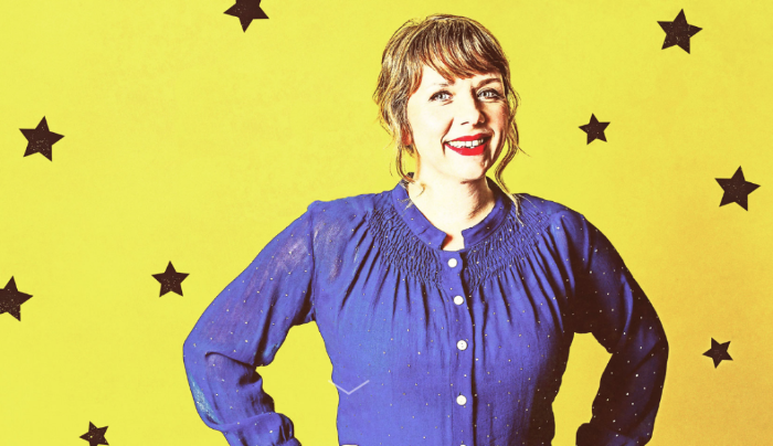 Issue 41 - Chortle-making Kerry Godliman talks Ricky Gervais, Birmingham and spinning basically most of the plates