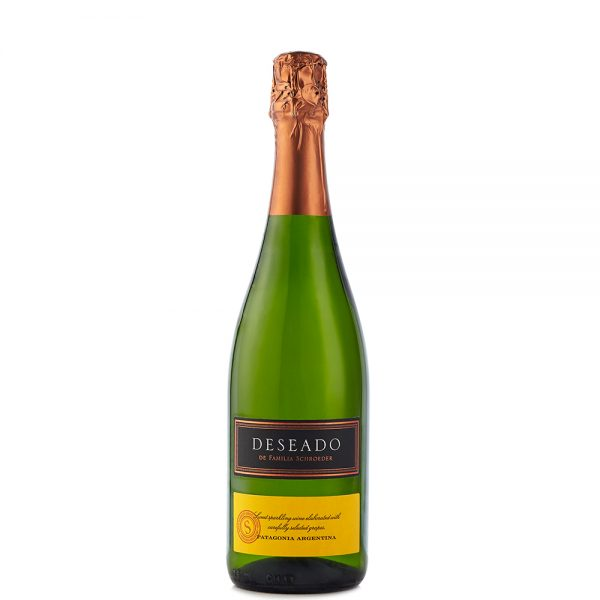 It's pud time. Cut through and liven up rich desserts with a sparkling — try  Schroeder 'Deseado' Late Harvest Torrontes  (£18.75).