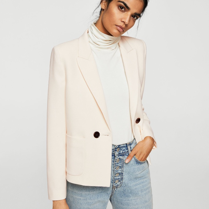 - Mango£59.99Mango can always be relied on for a classic shape at a